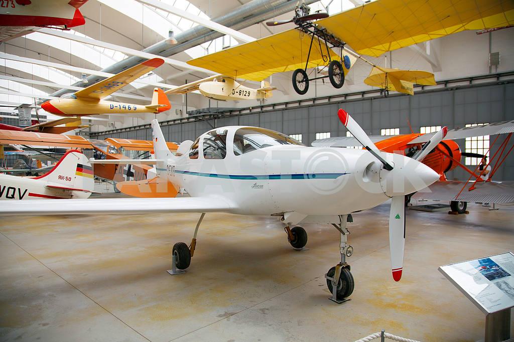 Музей авиации в Обершлейсхейм, Германия, 25 мая 2016 — Изображение 35509