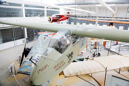 Музей авиации в Обершлейсхейм, Германия, 25 мая 2016