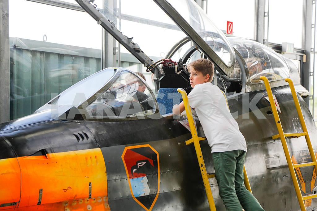 Музей авиации в Обершлейсхейм, Германия, 25 мая 2016 — Изображение 35525