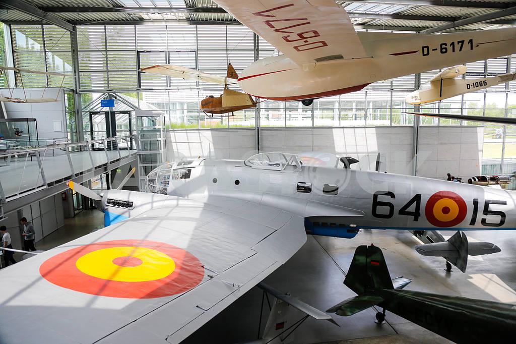 Музей авиации в Обершлейсхейм, Германия, 25 мая 2016 — Изображение 35530