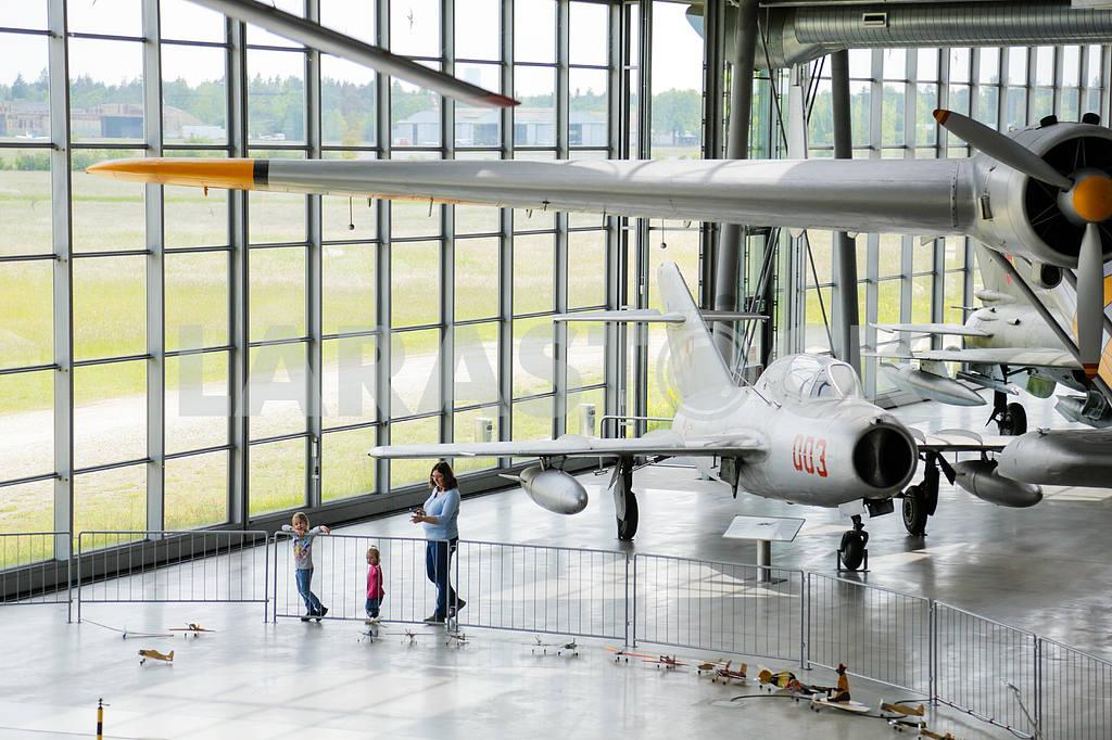 Музей авиации в Обершлейсхейм, Германия, 25 мая 2016 — Изображение 35531