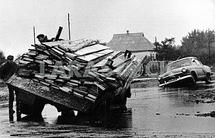 A famous Mirgorod puddle