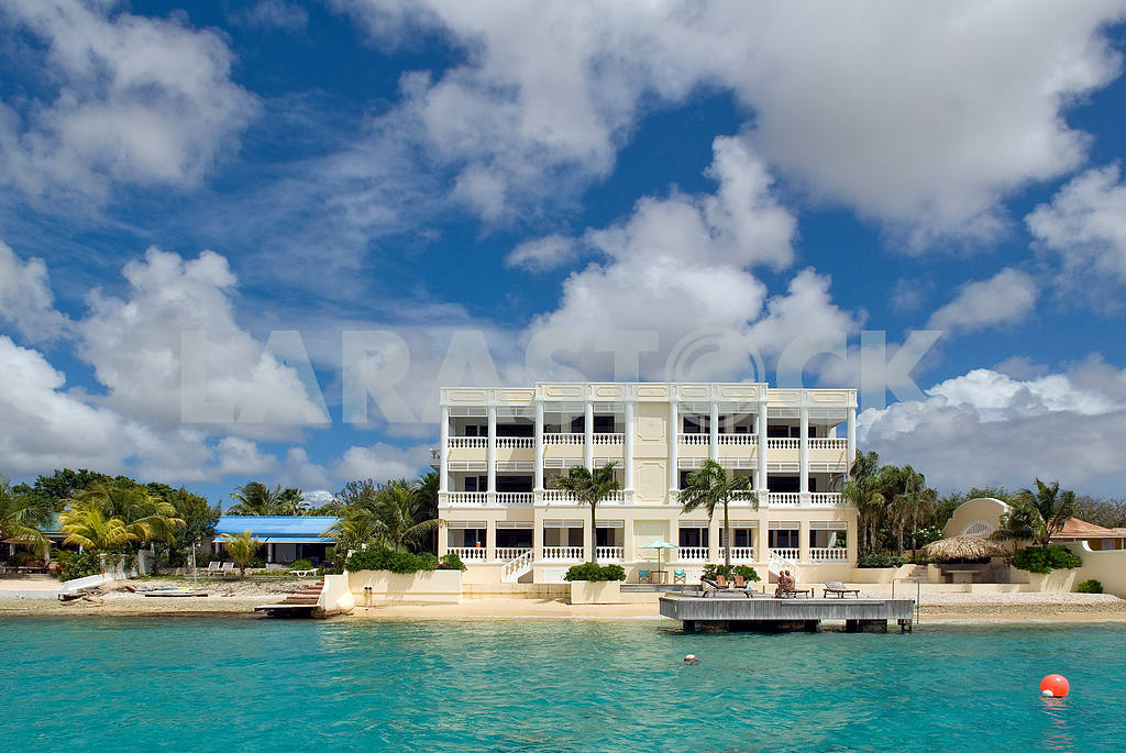 hotel on the Caribbean islands — Image 3600