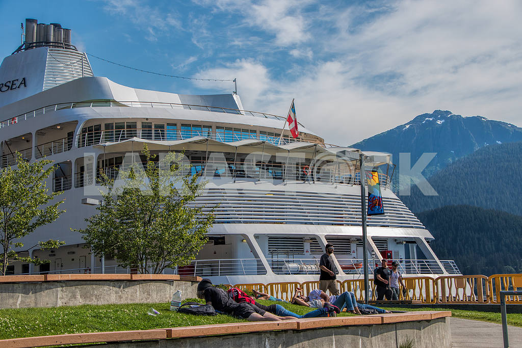Port of Juneau, Alaska — Image 36078