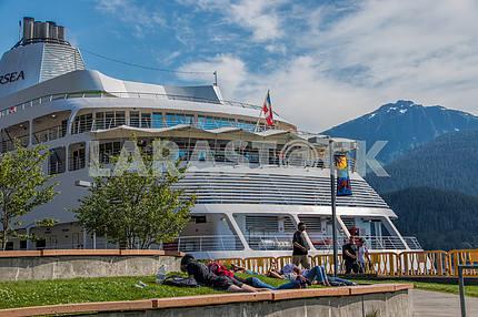 Port of Juneau, Alaska