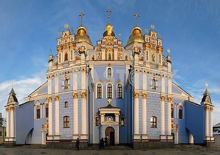 Mihajlovsky cathedral in Kiev