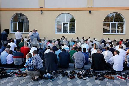 Eid al-Adha in Ukraine