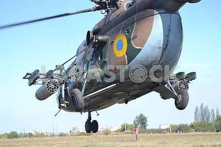 Вертолет Ми-8