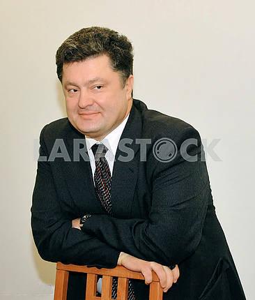 Poroshenko in 2007