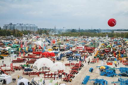 Agroindustrial AgroExpo International Exhibition 2016