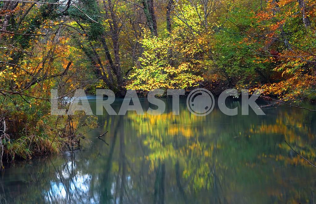 The black river — Image 3819