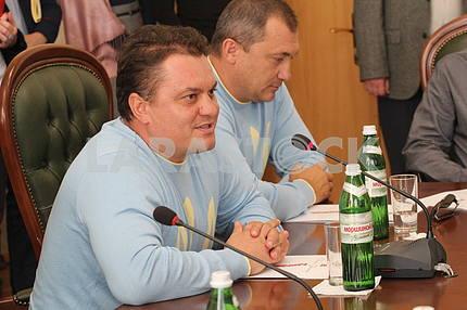 Днепропетровский облсовет наградил паралимпийцев