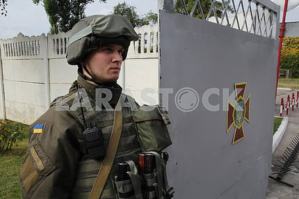 Preparation for the start of the recruitment campaign in the military units of the Dnipropetrovsk region