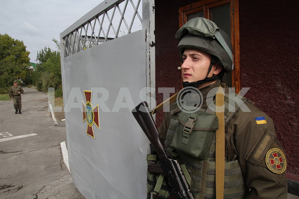 Preparation for the start of the recruitment campaign in the military units of the Dnipropetrovsk region — Image 38632