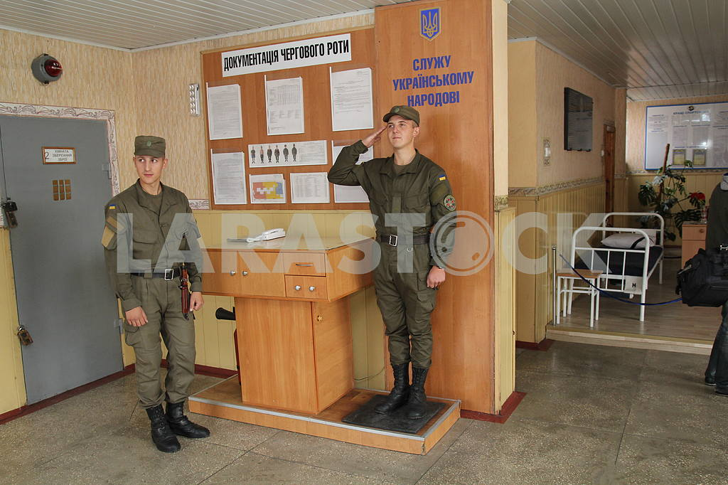 Preparation for the start of the recruitment campaign in the military units of the Dnipropetrovsk region — Image 38637