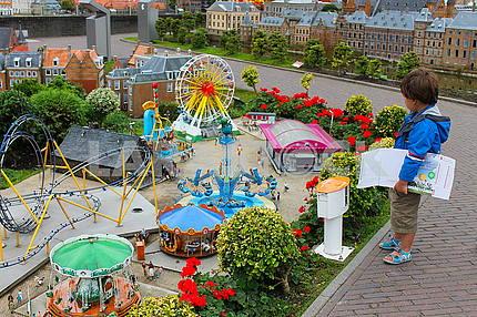 Miniatures Park Madurodam