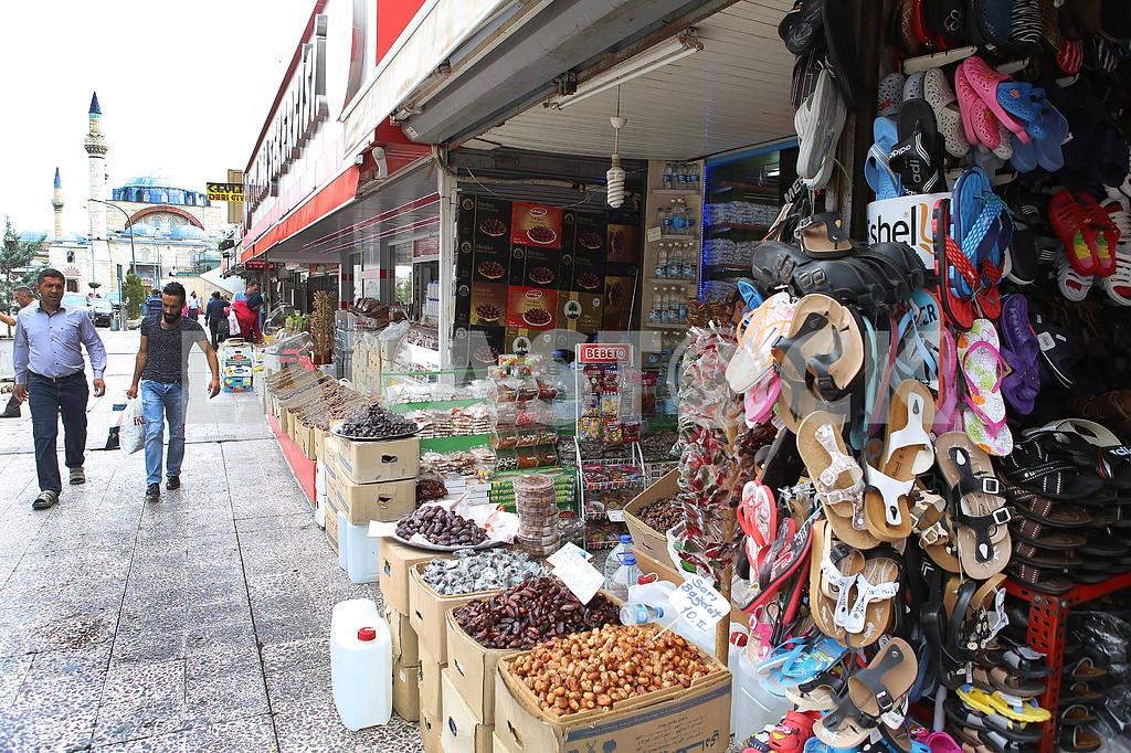 Eastern Bazaar in Konya — Image 38796