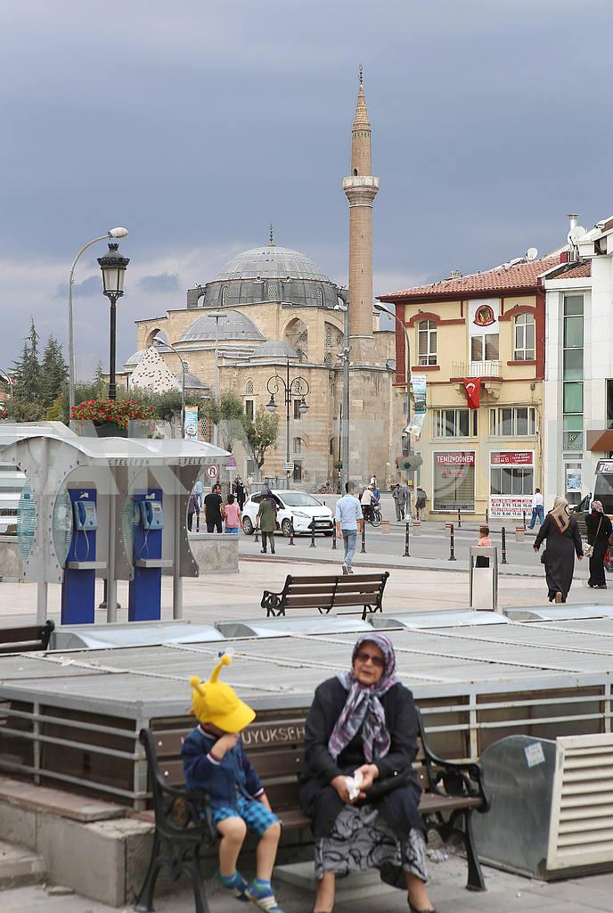 Mosque in Konya — Image 38799