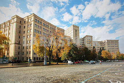Kharkov National University named after VN Karazin