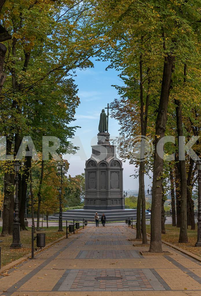 Autumn day at Vladimir's Hill — Image 38862