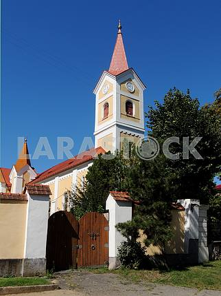 Uzhgorod. Reformed Church.
