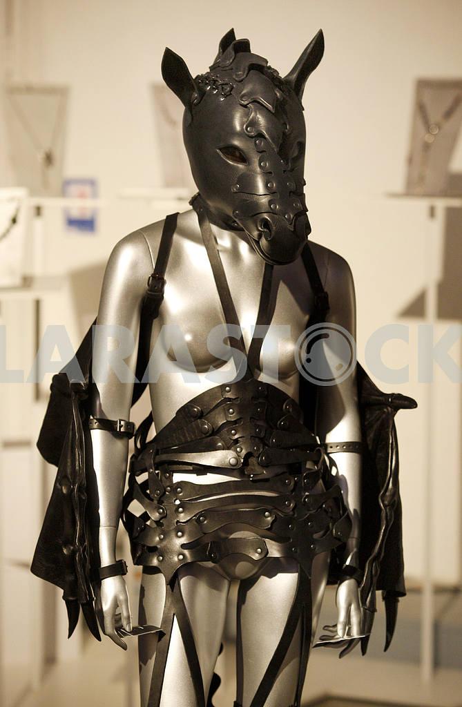 Design creation of the design studio Bob Basset on a mannequin — Image 39198