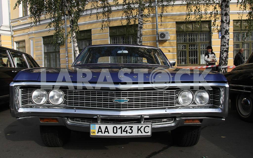 Car Chevrolet — Image 39208