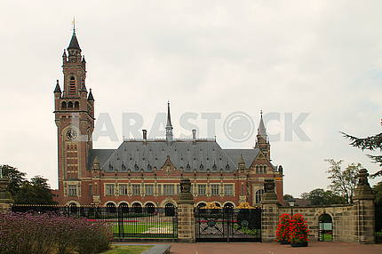 The Hague Peace Palace