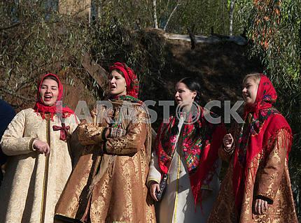 Cossack Pokrova in Mamaev Sloboda