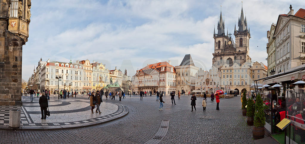 Prague City — Image 4047