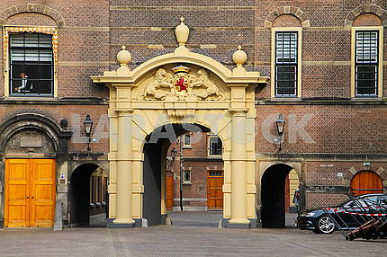 The Hague: Grenadier gates