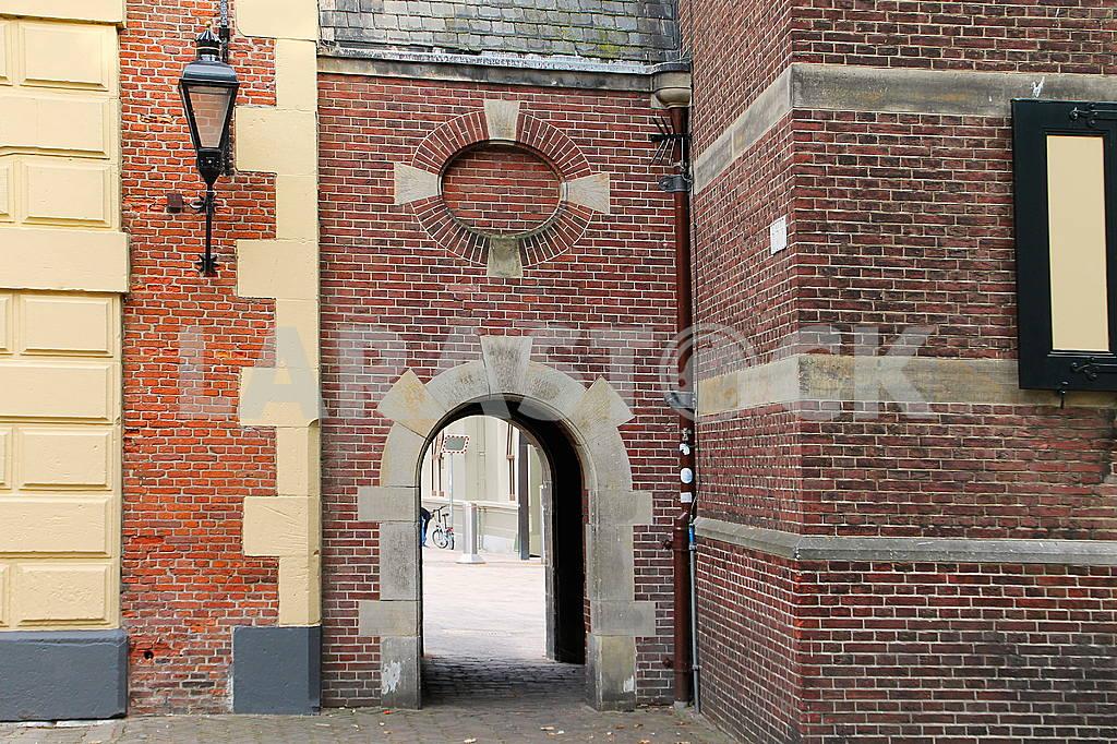 The Hague: The palace complex Binnenhof — Image 42211