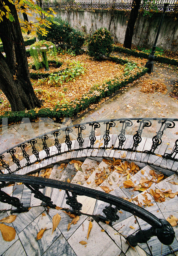 Spiral staircase in Odessa — Image 42381