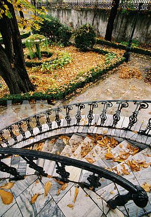 Винтовая лестница в Одессе