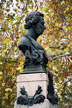 Monument to Pushkin