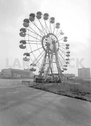 Carousel in Pripyat