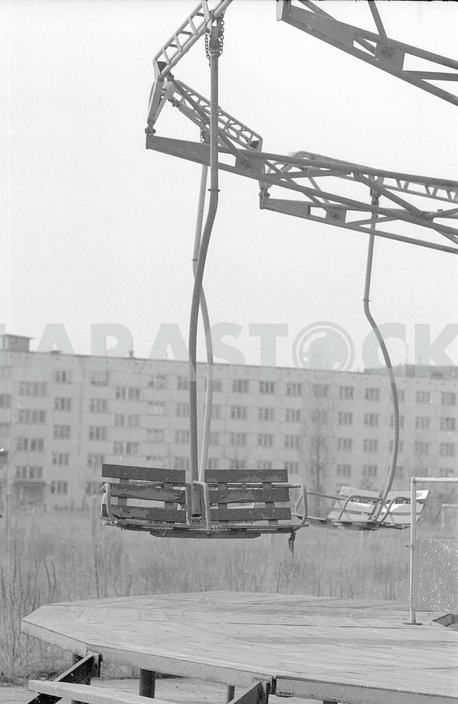 Carousel in Pripyat — Image 42552