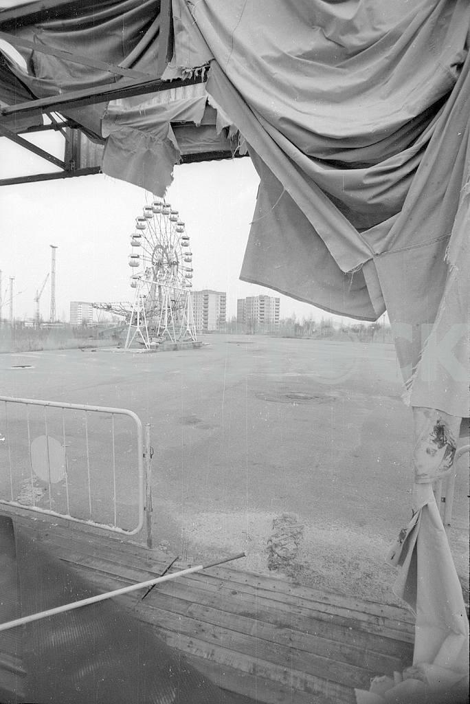 Carousel in Pripyat — Image 42555