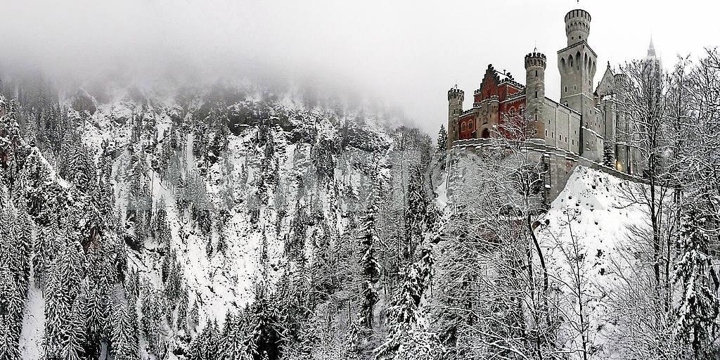 Neuschwanstein Castle — Image 45997