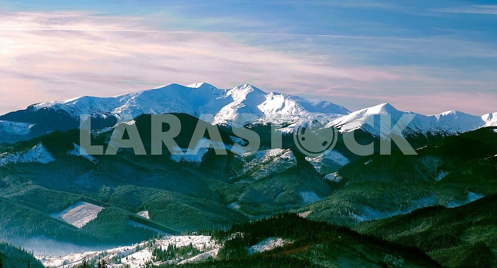 Svidovetsky Range, Mount Bliznitsa, Mount Stoog — Image 46036