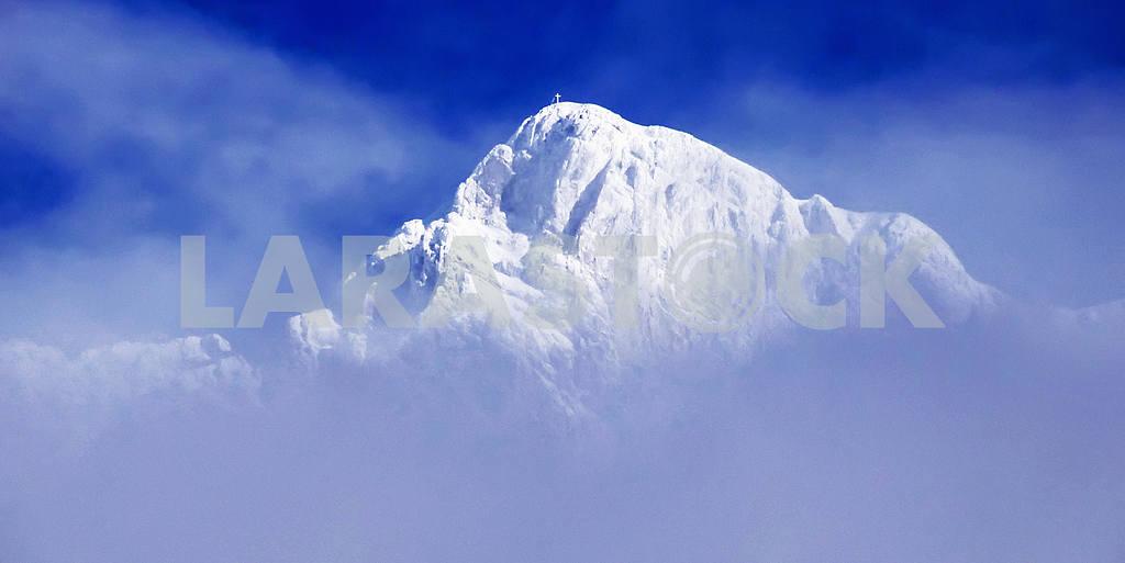 Snowy peaks in Tyrol, Austria — Image 46040