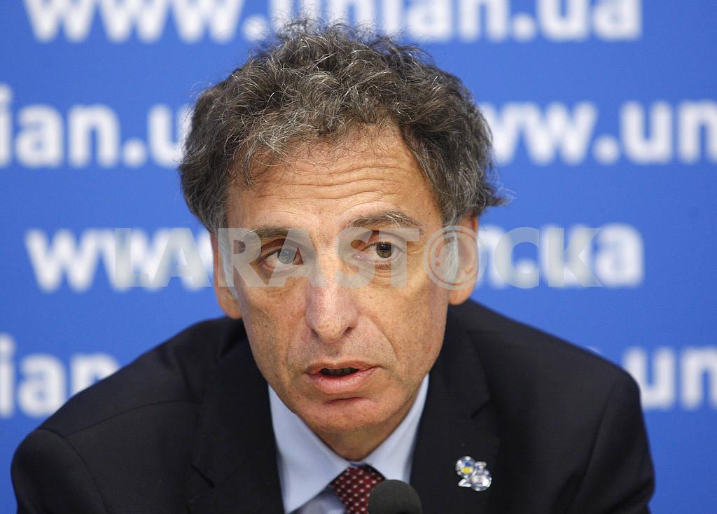 Ambassador Extraordinary and Plenipotentiary of Israel to Ukraine Eliav Belotserkovskii — Image 46055