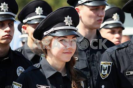The National Police of Ukraine