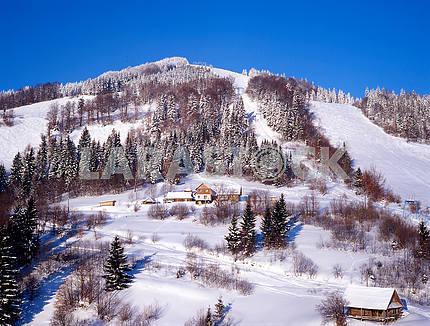 Mount Trostyan