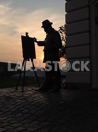 Evening Uzhgorod