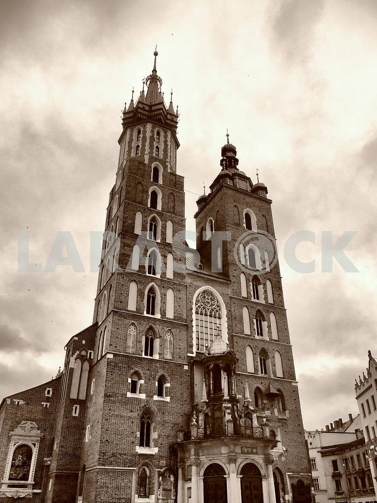 St Mary's Basilica, Krakow — Image 46422