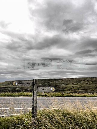 Rural Signpost