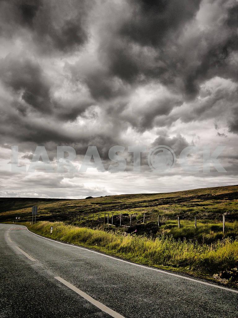 Rural Asphalt Road — Image 46933
