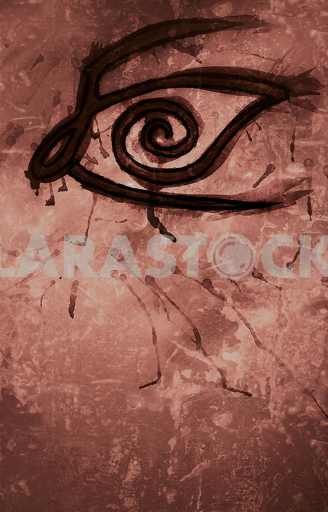 Painting of an Eye — Image 46938
