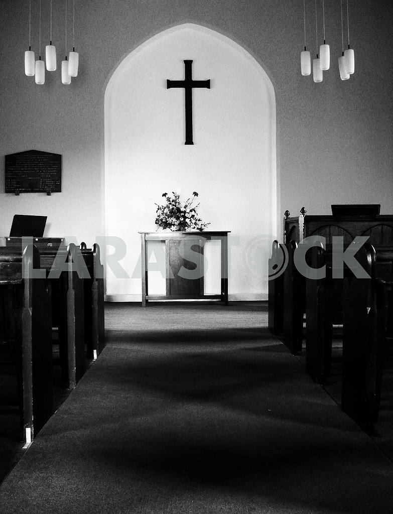 Interior of a Church — Image 46973